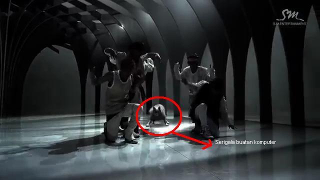 Ver Lirik Lagu EXO WOLF Lirik Lagu Aku Lah Serigala Di Ggs