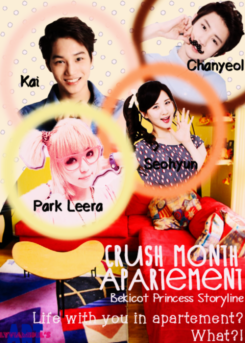 crush month apartement